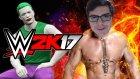 Joker Geri Döndü! - Wwe 2k17 - Burak Oyunda