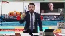 Akit TV Muhabirinden Müjdat Gezen'e