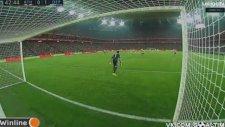 Emre Çolak'dan Müthiş Gol - (Athletic Bilbao - Deportivo)