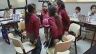 Kalk ve Otur Çorlu Mektebim Okulu Sınıf  içi öğrenci uygulaması Öğretmen Zarife Pazarlı
