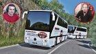 Otobüslerle Dağ Turu | Assetto Corsa | W/ Ekip Lojistik