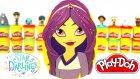 Star Darlings Yıldız Kızları Sürpriz Yumurta Oyun Hamuru - Cicibiciler Barbie Emojiler
