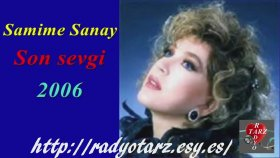 Samime Sanay - Son Sevgi