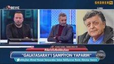 Ertem Şener: Küçük Yılmaz Vural'ı Öpüyorum (Beyaz Futbol 13 Şubat 2017)