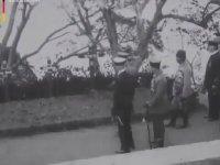 Alman İmparatoru II Wilhelm 1917 Tarabya Gezisi
