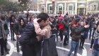 Azerbaycanlı Gençten Flash Moblu Evlilik Teklifi