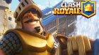 Çılgın Prens İş Başında Tek Başına 3 Taç Kovalıyo Clash Royale