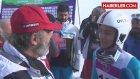 Kayakla Atlamada Dördüncü Olan Muhammet Ali, Gözyaşlarını Tutamadı