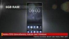 Nokia 3310 Güncellenmiş Haliyle Geri Dönüyor