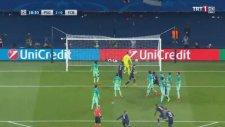 Psg 1-0 Barcelona (Dk: 18 Gol - Angel Di Maria)