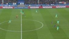 PSG 3-0 Barcelona (Dk: 55 Gol - Angel Di Maria)