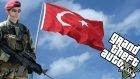 Türk Askeri ! Bordo Bereli Modu ! - Gta V Modları - Burak Oyunda