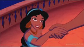 Aladdin - Gerçek Dünya (1992 - A Whole New World)