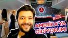 Amerika'ya gidiyorum... Vlog#11
