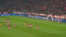 Bayern Münih 5-1 Arsenal (Maç Özeti - 15 Şubat 2017)