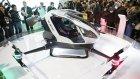 Drone'lar ile Dubai'de Taksi Hizmeti Verilecek!