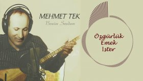 Mehmet Tek - Özgürlük Emek İster