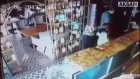 Bağış Kutusu Hırsızı Kamerada