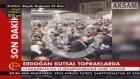 Cumhurbaşkanı Erdoğan Suudi Arabistan'da Umre Yaptı