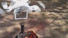 Drone İle Mangal Yakan Yurdum İnsanı