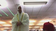 Kabe müezzini taklidi. Sheikh Ali Mullah makamı Harameyn usulü kamet.İqamah Al Salah. Metin Demirtaş