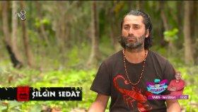 Survivor 2017 - Sedat'tan İki İsme Tepki Geldi 11.Bölüm
