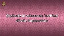 Tevbe Suresi - Mishary Rashid al Afasy | fussilet Kuran Merkezi