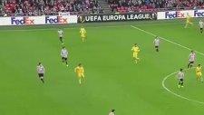 Athletic Bilbao 3-2 APOEL Nicosia (Maç Özeti - 16 Şubat 2017)
