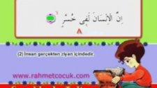 Çocuklarla Kur'an Talimi - Asr Suresi