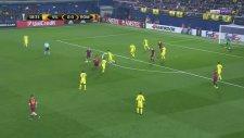 Villareal 0-4 Roma (Maç Özeti - 16 Şubat 2017)