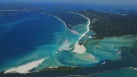 Whitehaven Plajı Avustralya