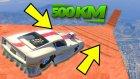 ?500 Km Hız? Dünyanın En Hızlı Arabası ! (Gta 5)