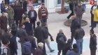 Bolu'da Nijeryalılarla Yumruk Yumruğa Kavga