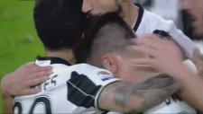 Paulo Dybala'nın Palermo'ya attığı muhteşem frikik golü