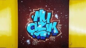 İnanılmaz Graffiti Yapımı!   Tipexgraffiti