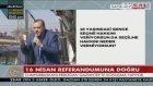 Cumhurbaşkanı Erdoğan: Dünyada 57 Ülkede 18 Yaş Seçme Ve Seçilme Yaşı, Biz De Niye Olmasın