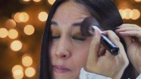 How To Use a Kabuki Brush | Contour, Highlight Tutorial | Simply Essentials