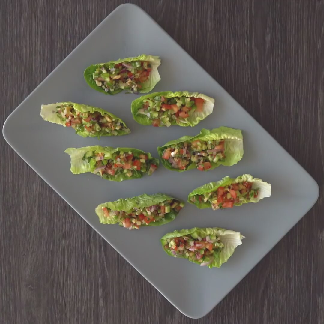 Meksika Fasulyeli Yeşil Salata Videosu