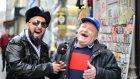 Taksimde Ahsen Tv'yi #evet Manyağı Yapan Dayı