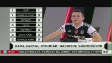 Talisca'nın Golünde Bjk Tv