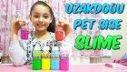 Uzakdoğu'dan Gelen Pet Şişe Slime İle Oynadık Slime Çorbası Yaptık!!