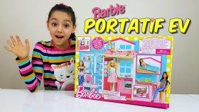 Barbie Portatif Evi Havuzlu 2 Katlı Ve 3 Bölmeli Bizce En Güzel Barbie Evi