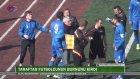 Futbolcunun Burnunu Kıran Taraftar