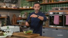 Kuskus Salatası Tarif - Arda'nın Mutfağı