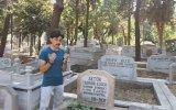 Yadigar Ejder'e Mezar Ziyaretinde Bulunmak