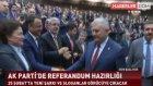 AK Parti Ve MHP Referanumda 19 İlde Rekor Hedefliyor