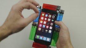 Çakmaklarla Sarılan İphone 7 Ateşe Verilirse