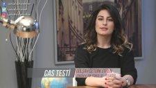 Cas Testi - Pedagog Gülşah Öztürk Erten
