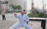 Kasığa Çalışan Çinli Kung Fu Ustaları