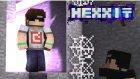 Minecraft: Hexxıt #4 - Madende Macera!